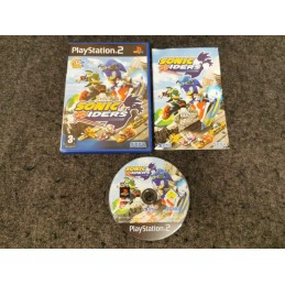 Sonic Riders PAL PS2...