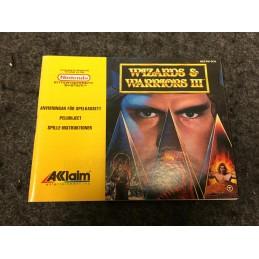 Wizards & Warriors III...