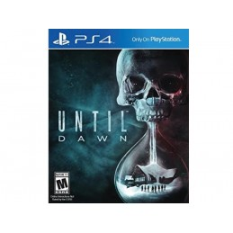 Until Dawn Playstation 4 PS4